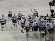 Canadian men's ice hockey team in 2002