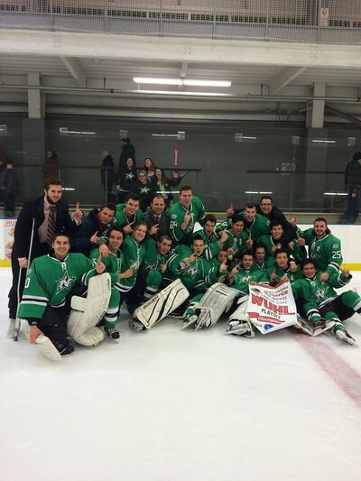 St. Charles North Stars 2015 WUHL champs