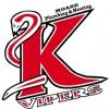 Kensington Vipers logo