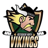 Restigouche North Vikings logo
