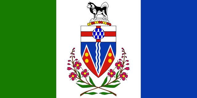 File:Flag of Yukon.png