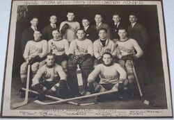 Chesterville hockey club1925