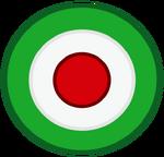 Coccarda Italia