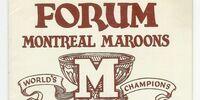 1926–27 Montreal Maroons season