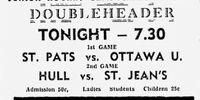 1952-53 Ottawa City Junior League