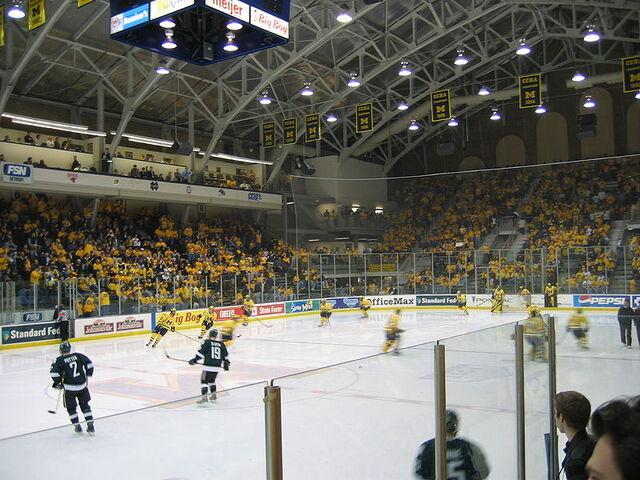 File:Univ Michigan ice hockey.jpg