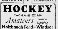 1938-39 MOHL Season