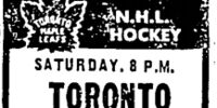 1965–66 Toronto Maple Leafs season
