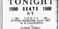 1933-34 Maritimes Junior Playoffs
