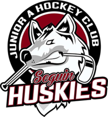 Seguin Huskies (2015) Logo