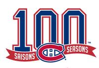 Canadiens100AnniversaryLogo