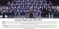 1995–96 Toronto Maple Leafs season