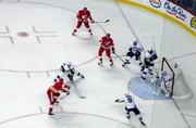 111008 Flames v Penguins