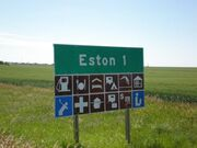Eston, Saskatchewan