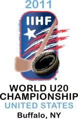 2011 IIHF U-20 Championship logo