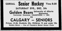 1964-65 Alberta Senior Playoffs