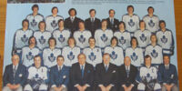 1972–73 Toronto Maple Leafs season