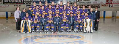 2016 CCHL champs Carleton Place Canadians