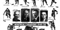 1949–50 Montreal Canadiens season