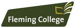 Fleming College logo