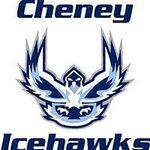 Cheney Icehawks logo