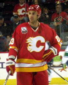 Eric Nystrom 2009