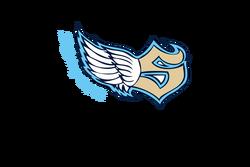 Lewiston Auburn Fighting Spirit logo
