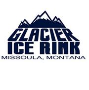 Glacier Ice Rink Missoula Logo