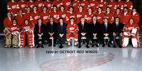 1990–91 Detroit Red Wings season