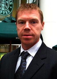 Kris Draper March 2007