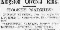 1898-99 OHA Junior Season