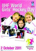WorldGirlsHockeyDay 2011