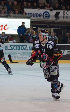 Mark Mowers, Gottéron-Langnau, 15.01.2010
