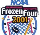 2001 NCAA Division I Women's Ice Hockey Tournament
