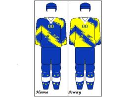 HC Davos uniform