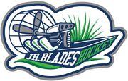 Jr Blades alt logo