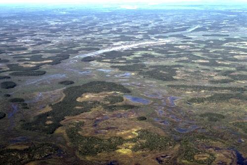 File:Gods River, Manitoba.jpg