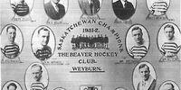 1931-32 Saskatchewan Senior Playoffs