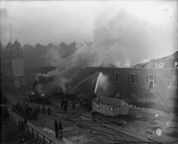 File:Boston Arena fire.jpg