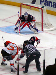 Rangers vs Flyers 2007 2