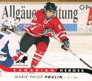 Women's hockey cards