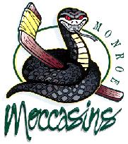 Monroe Moccasins logo