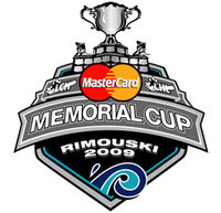 2009 Memorial Cup logo