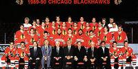 1989–90 Chicago Blackhawks season