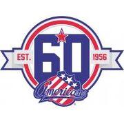 Amerks 60th anniversary logo