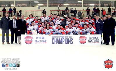 2017 USPHL Premier champs Islanders Jr. Hockey Club