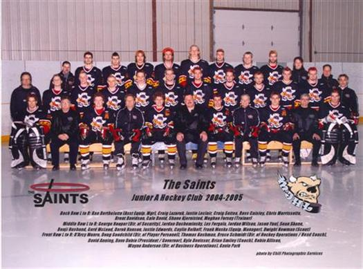 Winnipeg Saints 2004-05 web
