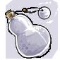 White Snow Jar