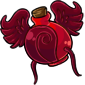 Red Novyn Morphing Potion