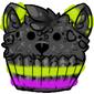 Rave Ridix Cupcake